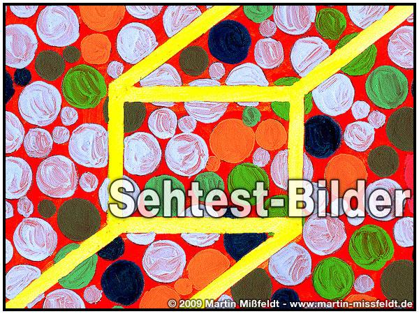 Sehtest-Bilder