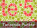 "Sehtest ""Tanzende Punkte"""