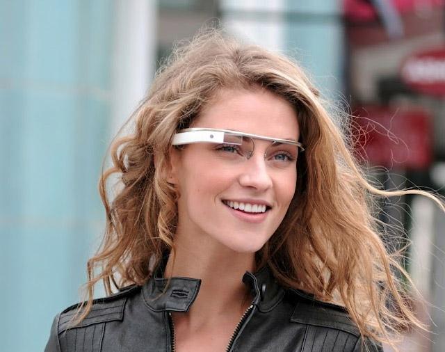 Die Google Brille