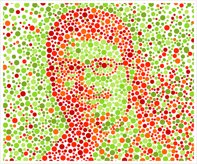 SEO eye test (Attention!)