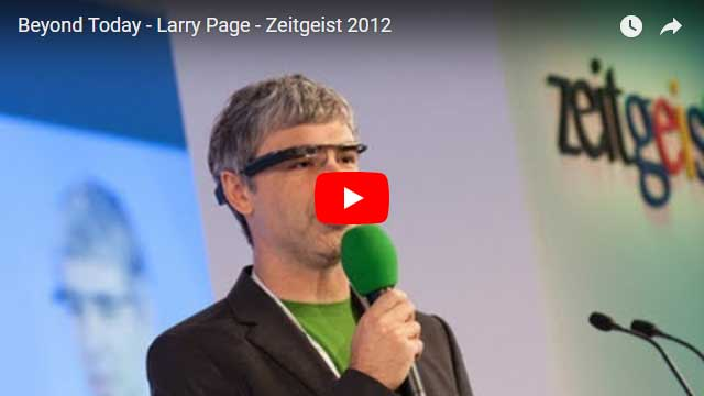 Larry Page: Beyond today